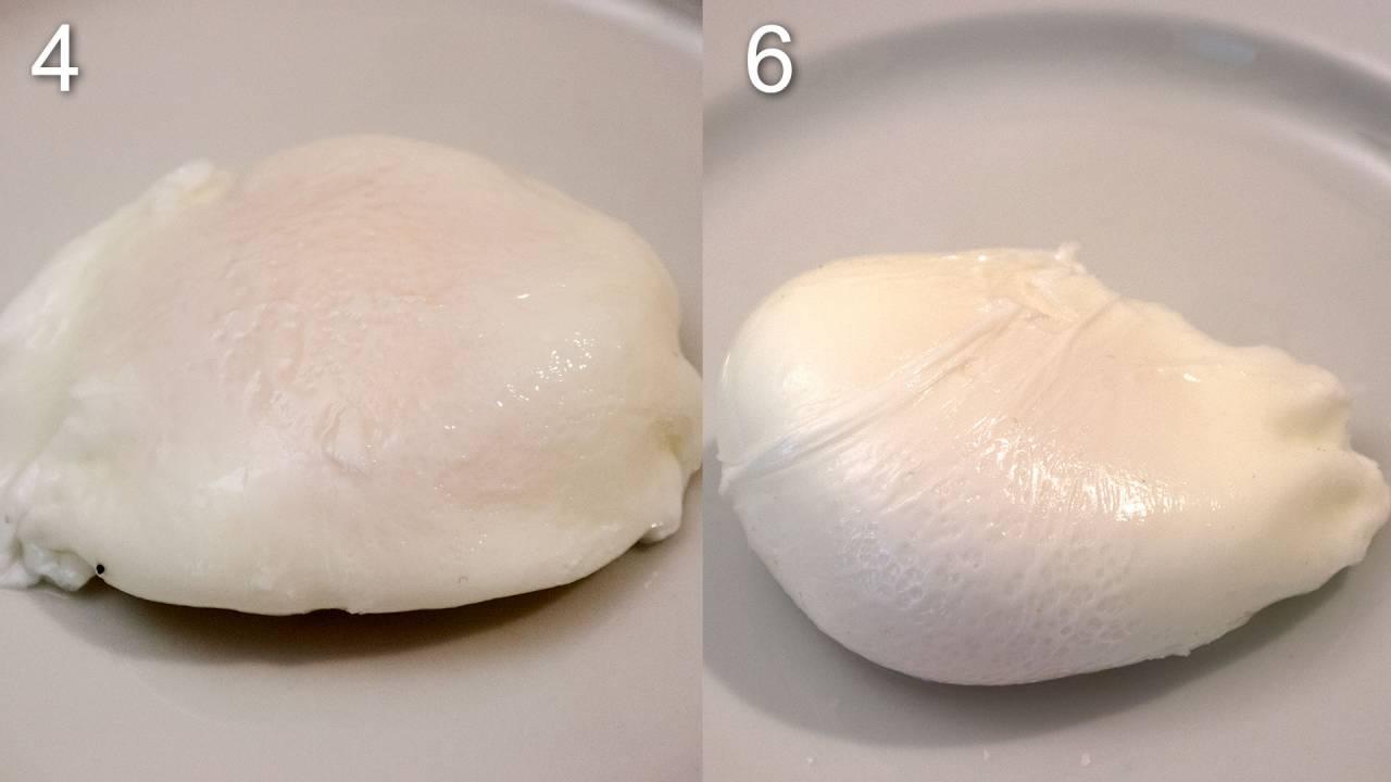hvor lang tid skal et æg koge