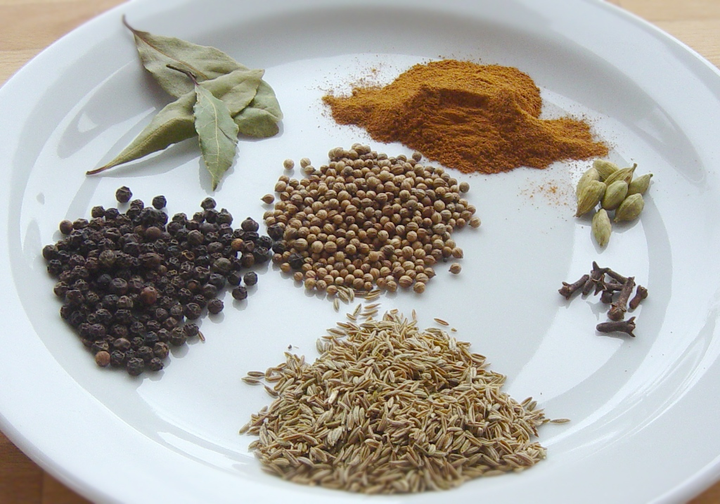 tikka masala krydderi