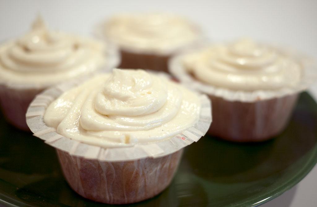 smørcreme til cupcakes