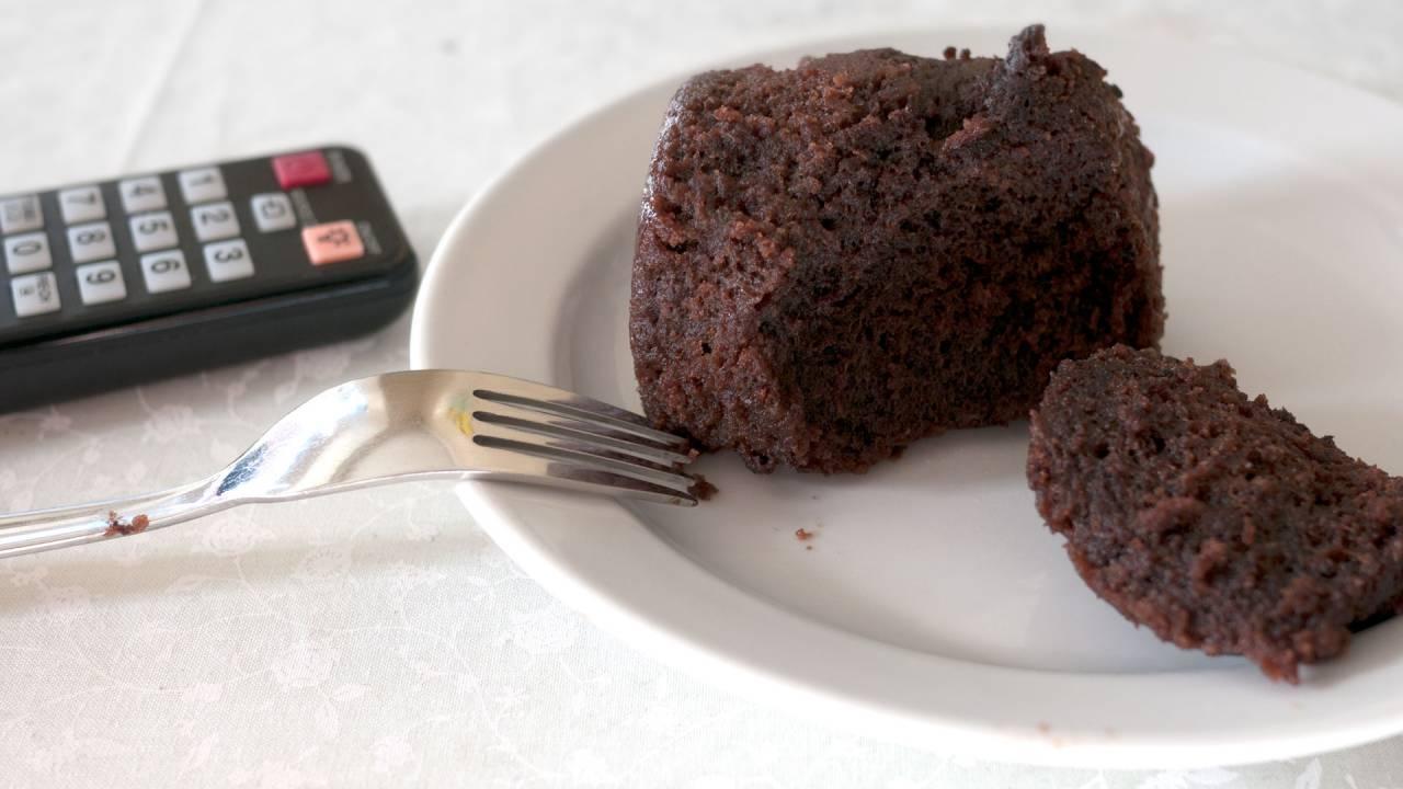 fem minutters kage