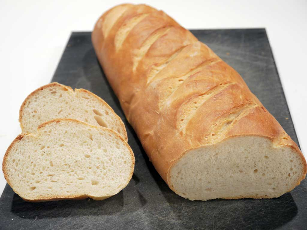 opskrift på franskbrød