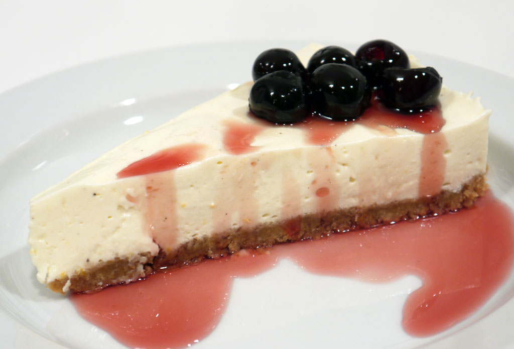 cheesecake uden bagning