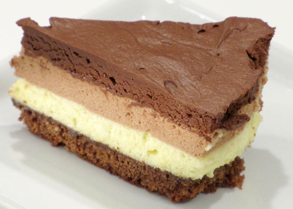 chokolademousse til lagkage